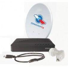 Комплект Триколор ТВ с Установкой DTS-54 HD на 1 ТВ HDMI