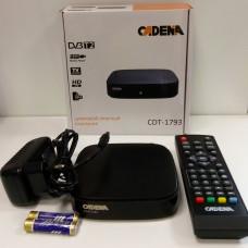 DVB-T2 Приемник цифровой эфирный CADENA CDT-1793