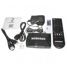 Спутниковый ресивер Openbox® S3 Micro HD