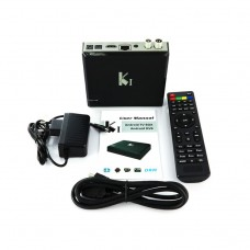 K1 Full HD DVB-T2 Quad Core Android 4.4 Receiver