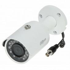 """Видеокамера Dahua HDCVI Уличная цилиндрическая мультиформатная (4 в 1) 720P; 1/4"""" 1Mп CMOS"""