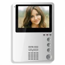 SATVISION SVM-402 Цветной монитор видеодомофона