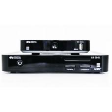 Комплект из двух HD ресиверов GS E501 и GS C591 (Центр)