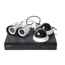 Комплекты Видеонаблюдения SatVision/HIQ/Dahua