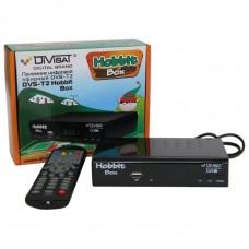 Эфирный приёмник DVS-HOBBIT BOX