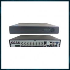 Видеорегистратор Гибридный 16 канальный XM AHD 2116 T-LM