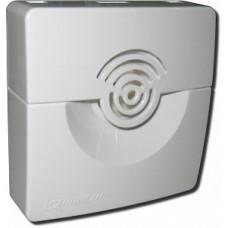 Оповещатель охранно-пожарный звуковой ОПОП 2-35 (корпус белый)